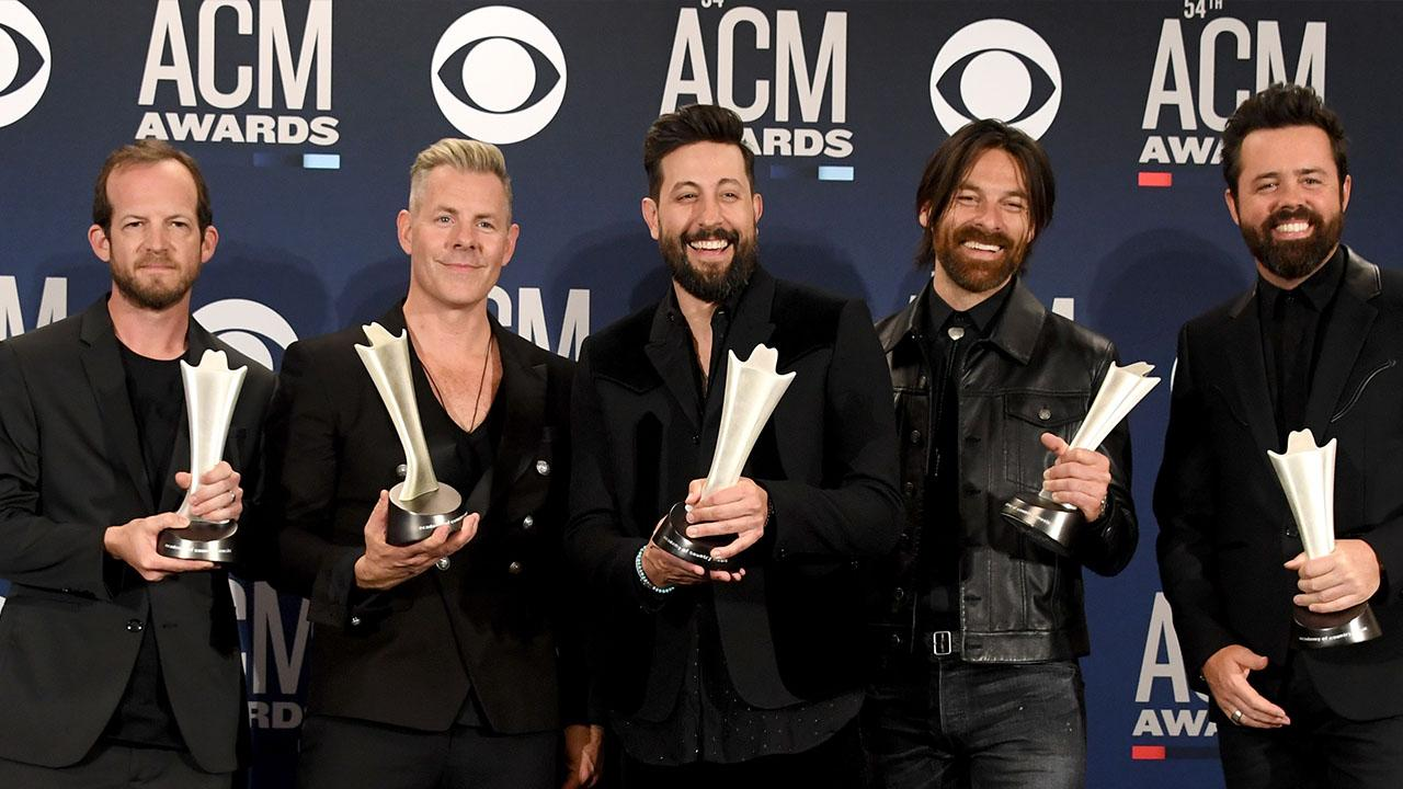 Old Dominion Singer Matthew Ramsey's Guilty Pleasure Is Billy Ray Cyrus & Lil Nas X's 'Old Town Road'