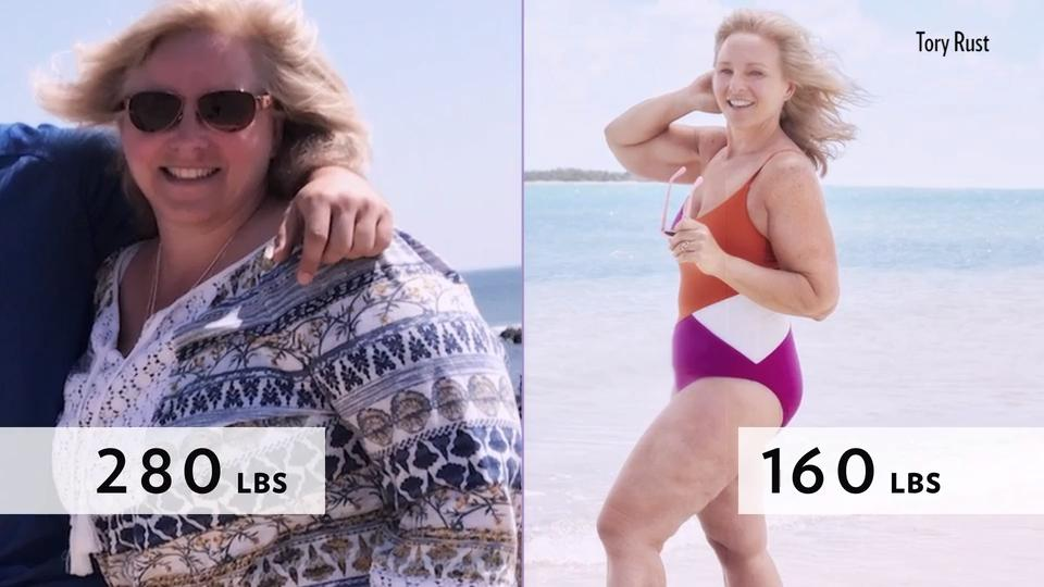 How This 54-Year-Old Lost 120 Lbs. After Years of Diet Failure: 'I Feel Like a New Person'