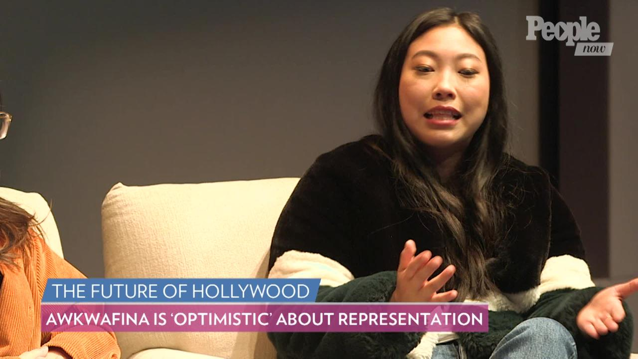 Awkwafina Says People Came Up to Her 'Crying' After Crazy Rich Asians: 'It Helped Open the Door'