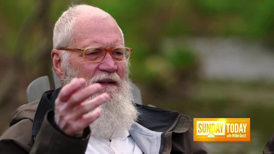 David Letterman Says He Feels 'Most Secure' When He's with His Son: I Want to Be His 'Best Friend'