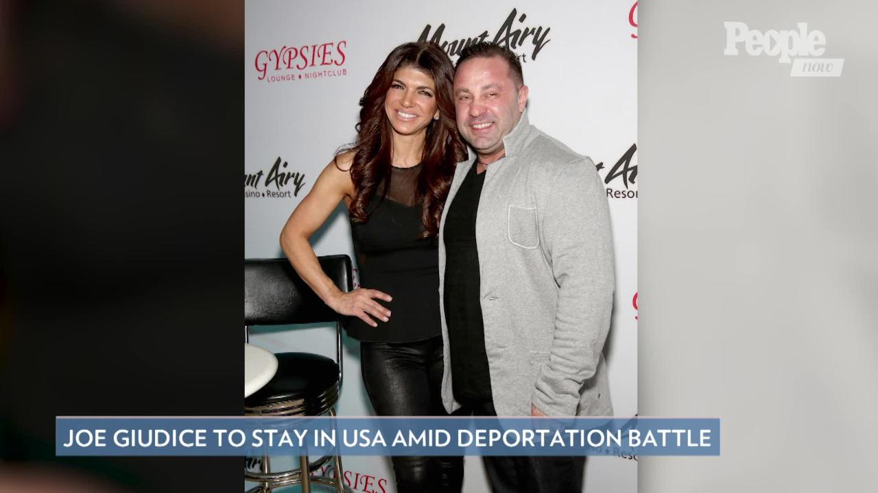 Teresa Giudice Shares Her Anguish About Husband Joe 'Missing Out on So Much' If He Gets Deported