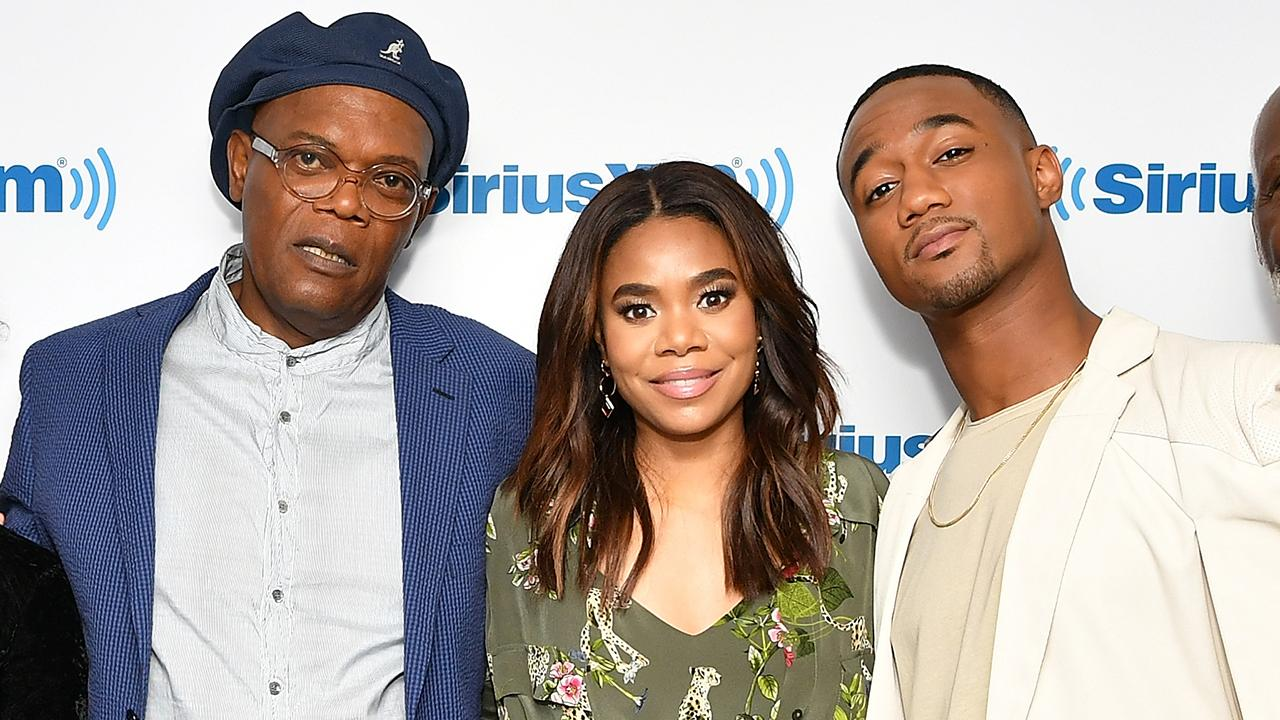 Regina Hall on Her Friends Issa Rae and Jada Pinkett Smith, and Her Very Busy Year