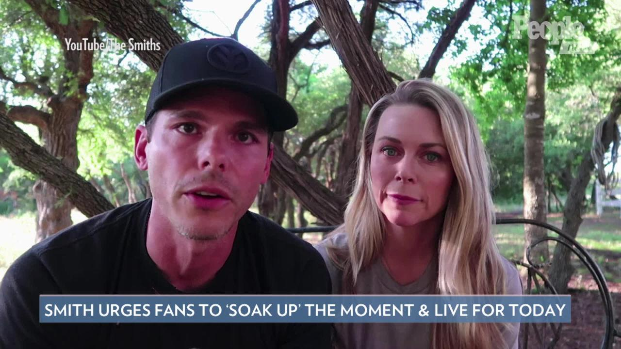 Granger Smith's Wife Amber Says Life After Son River's Death Has 'Not Been Easy in the Slightest'