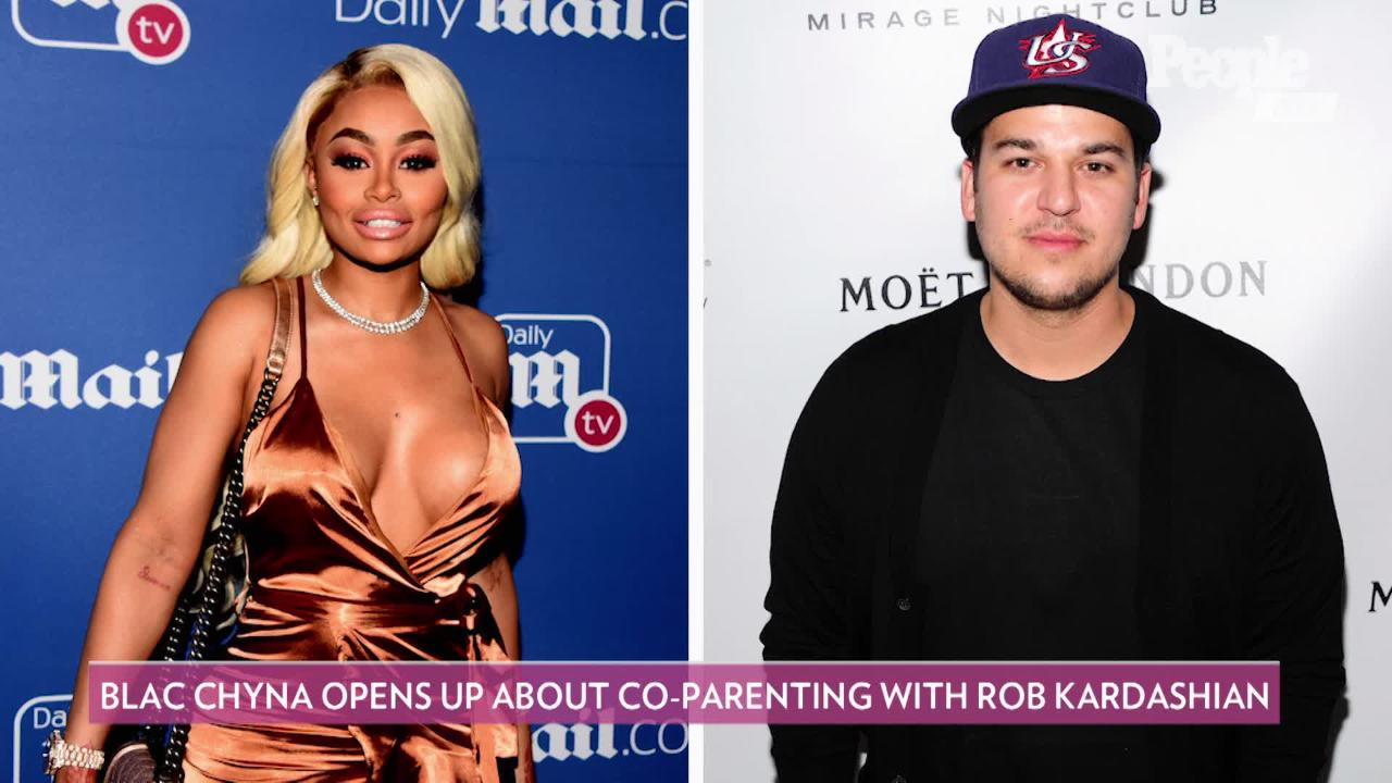 Blac Chyna Shares Sweet Video Celebrating Her Kids King Cairo and Dream: 'My Angels'