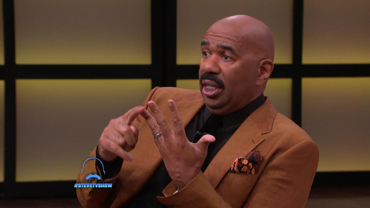 Watch Steve Harvey's Opening Monologue on His Talk Show Finale: 'This Is a Celebration'