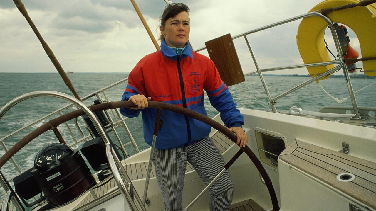 The Moment Tracy Edwards, Leader of Maiden's All-Female Crew, Realized She Was a Feminist