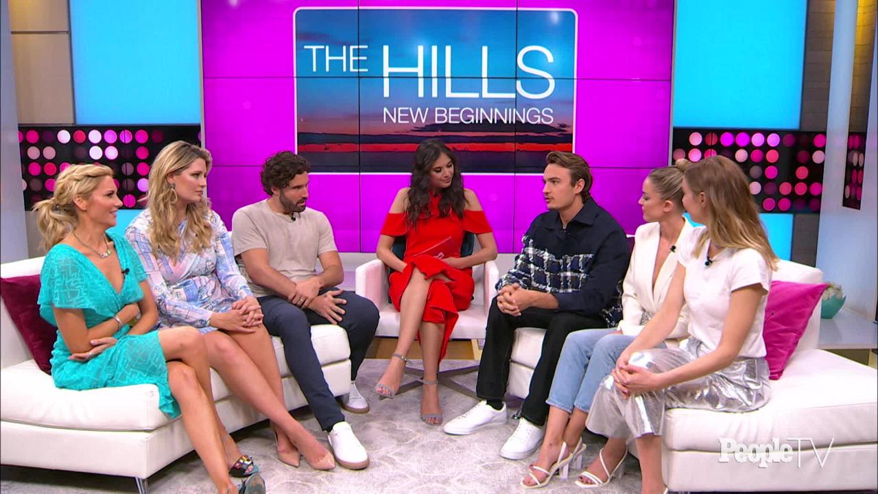 The Hills: New Beginnings: Brody Jenner's Wife Confronts Him About Having an 'Open Relationship'