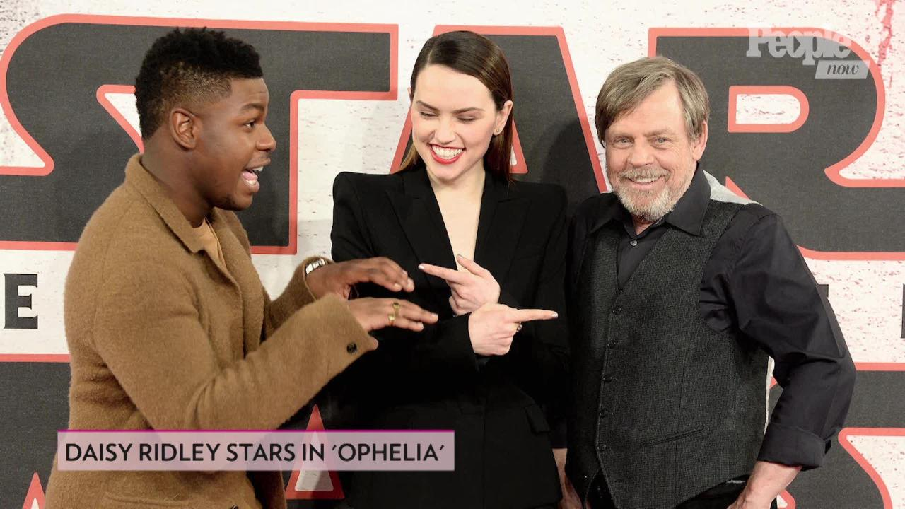 Daisy Ridley Says Star Wars Costar John Boyega Is the 'Closest' Thing to a Brother She's Had