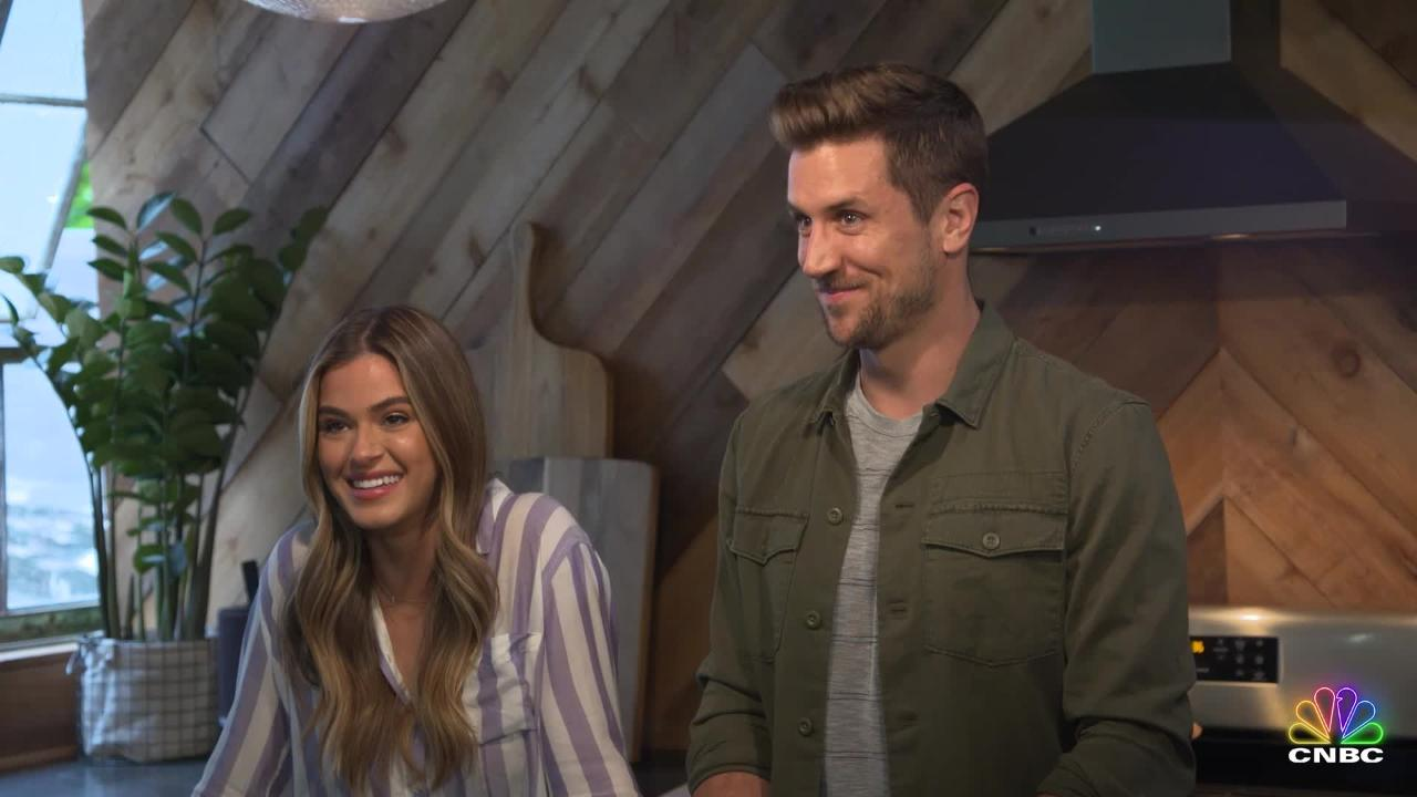 Get a First Look at Bachelorette Couple JoJo Fletcher and Jordan Rodgers' New Home Reno Show