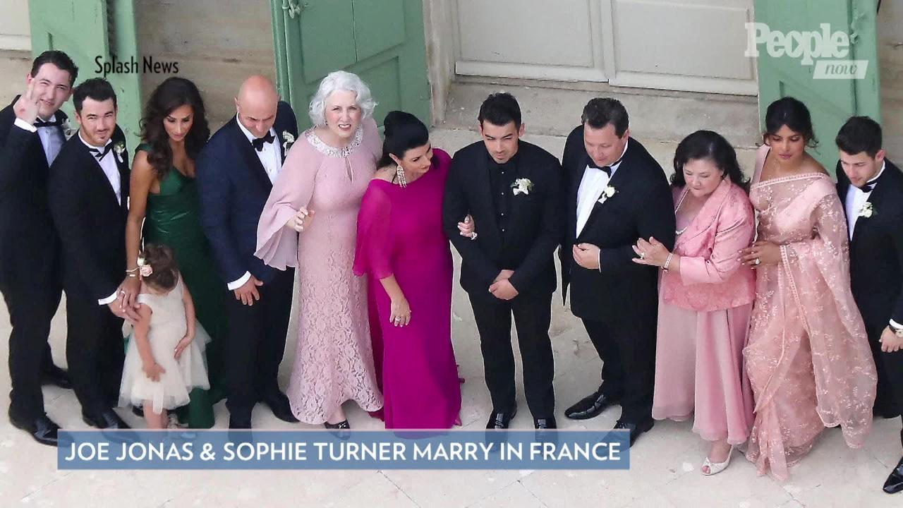Newlyweds! Joe Jonas Calls Sophie Turner 'So Stunning' in Lovey-Dovey Photo After Honeymoon