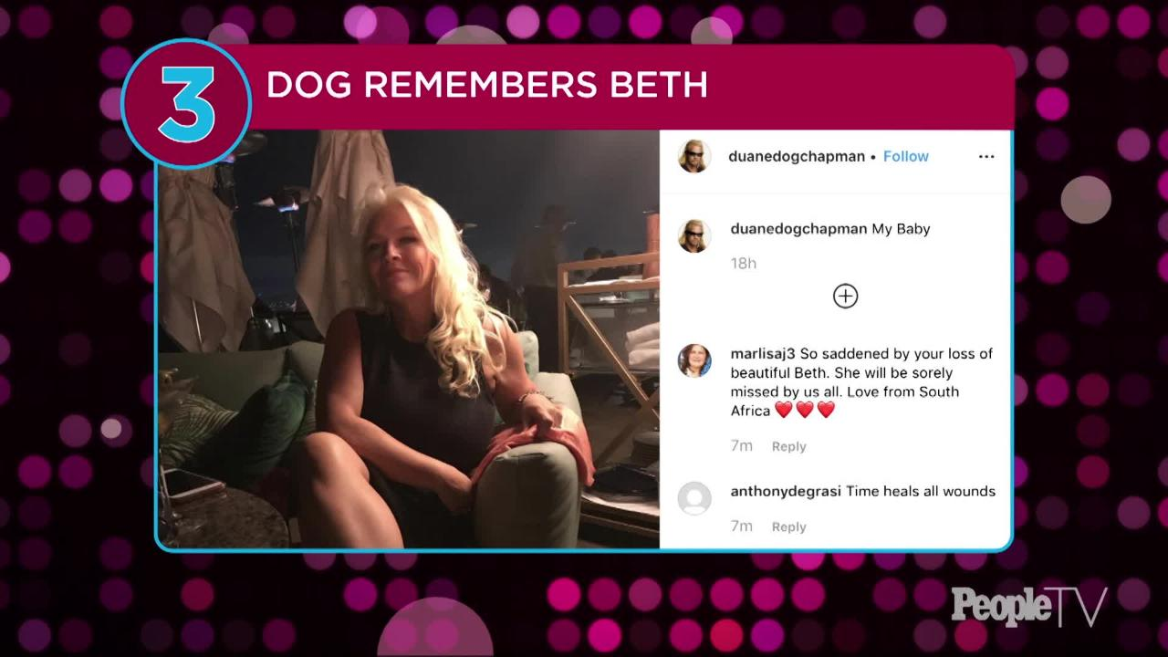 Beth Chapman's Daughter Says Mom Was 'So Proud' of Upcoming Series Dog's Most Wanted