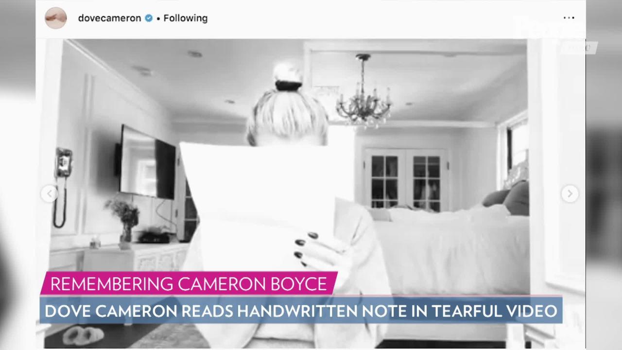Disney Star Joshua Rush Remembers Late Mentor Cameron Boyce: 'I Am Forever Grateful to Him'