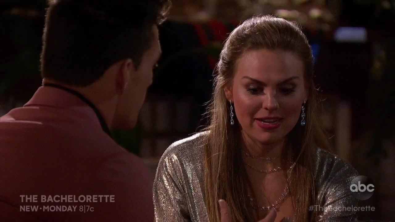 Luke P. Opens Up About Argument on The Bachelorette and Hannah Brown Claps Back at Him on Twitter