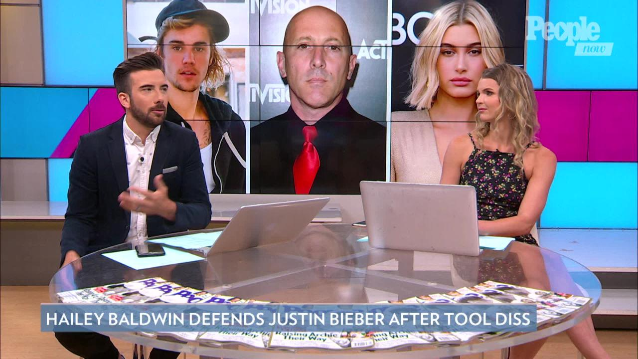 Justin Bieber Raves Over Wife Hailey Baldwin Proudly Wearing Diamond 'Bieber' Necklace