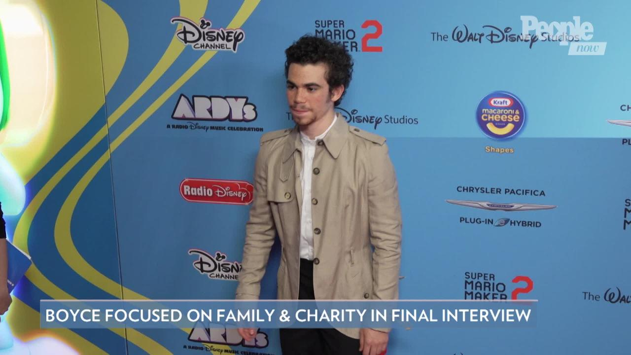 Salma Hayek Remembers Her Onscreen Son Cameron Boyce: 'His Joy Will Live in Our Hearts Forever'