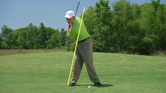 Join the resistance: One drill to develop Tour-level transition skills