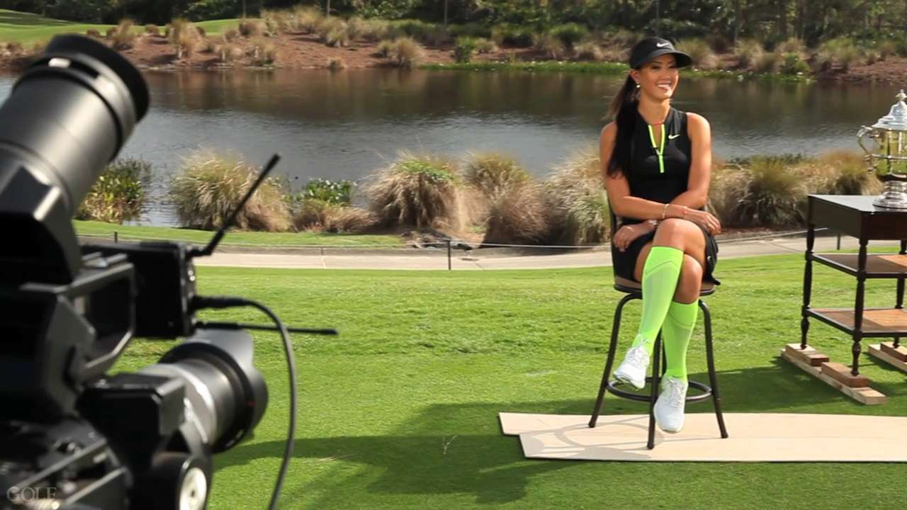 Breaking down Michelle Wie's new-look, pain-free golf swing using AI technology