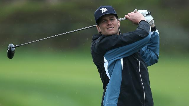 Tom Brady once skipped practice to play golf with Presidents George H.W. Bush, Bill Clinton