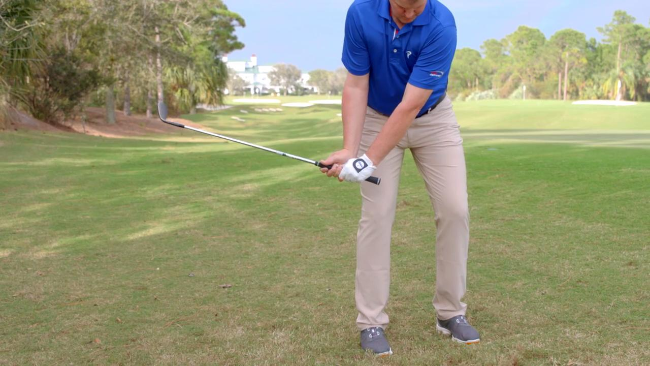 Want to save strokes? Improve your wedge game from the rough
