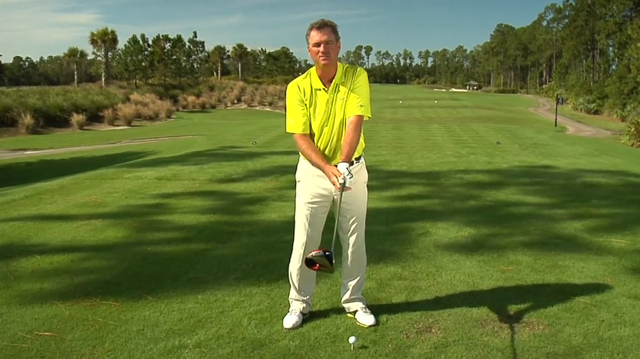Golf Tips: Fix Your Slice By Jumpstarting Your Hips