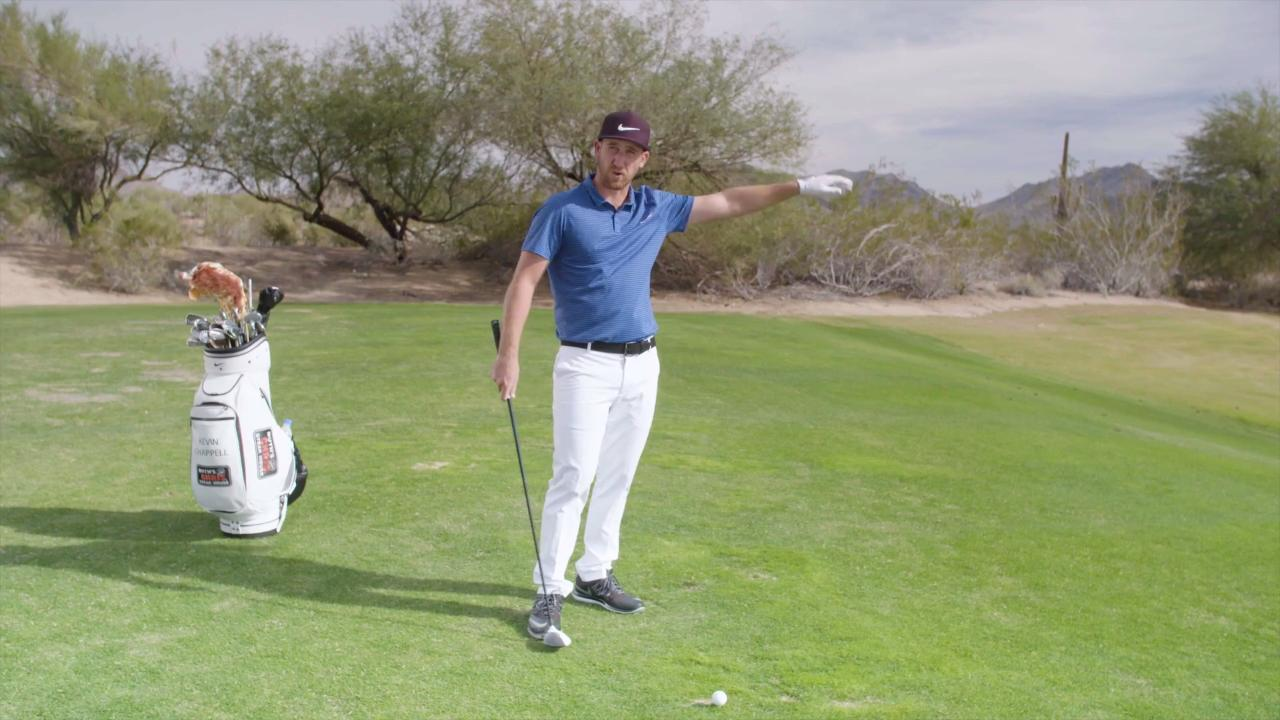 3 steps to hit darts with your fairway woods just like you do with irons
