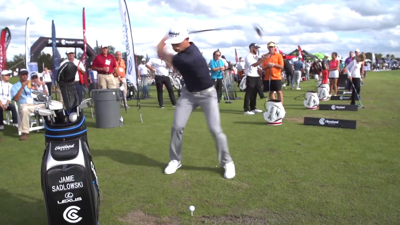 Drive it better than ever: Jamie Sadlowski on finding fairways and your perfect swing speed