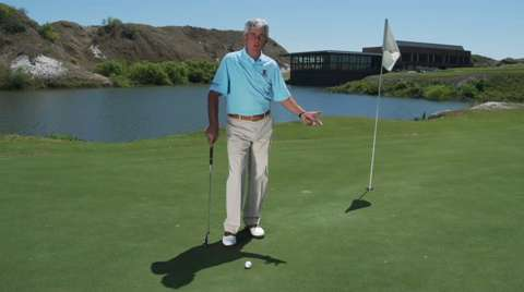 Roll Every Putt Close — Or In!