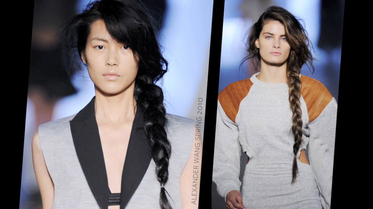 Real-Time Fashion: Learn How to Braid Spring's Latest Hair Trend