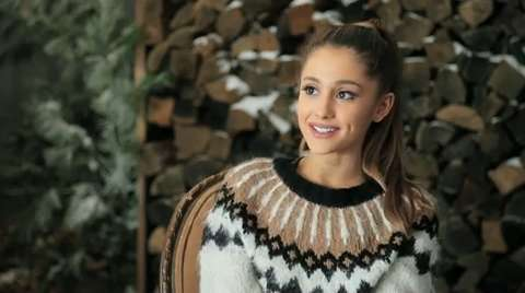 Behind the Scenes of Ariana Grande's December Cover Shoot