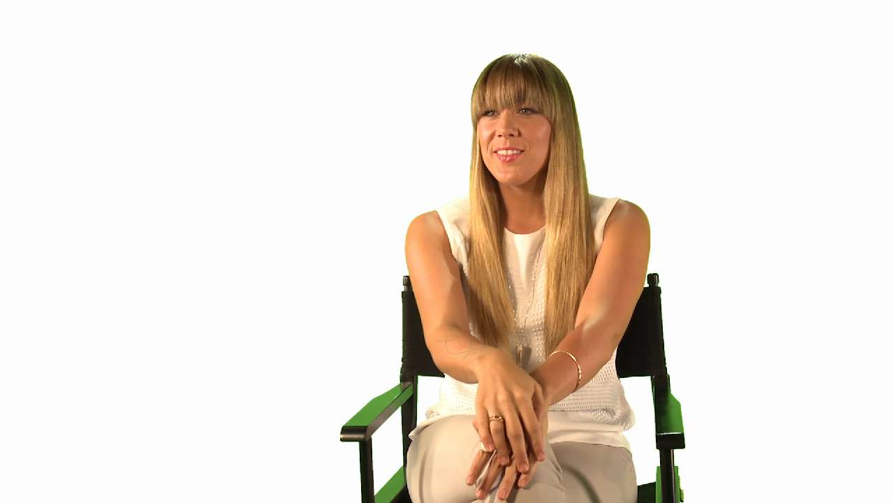 Colbie Caillat On Her New Bangs