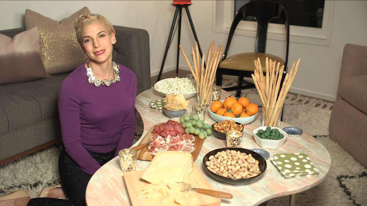 Jessica Seinfeld's Easy Party Snacks