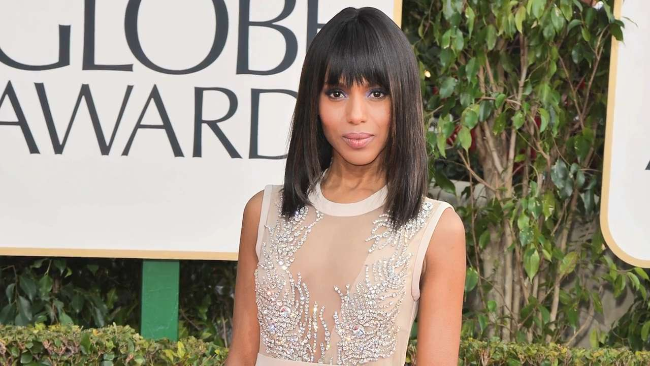 Kerry Washington On Her Best Red Carpet Looks