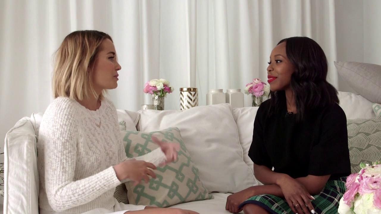 Beauty Talk with Lauren Conrad: Makeup