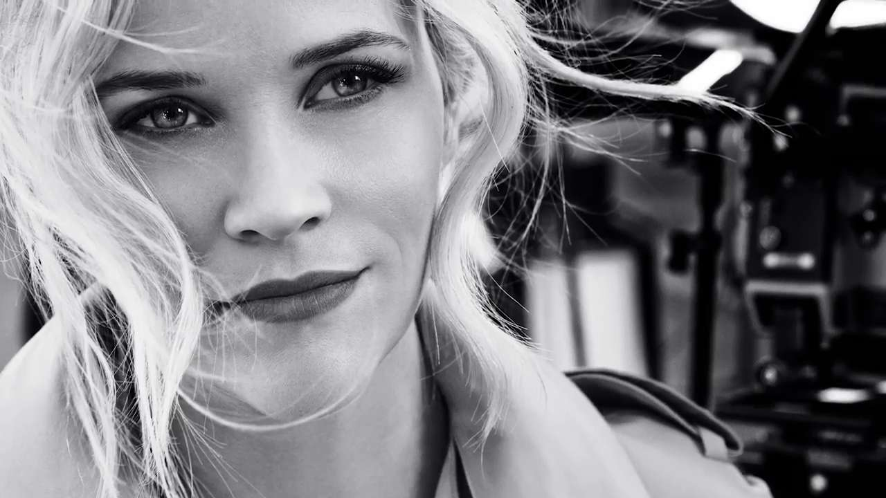Go Behind the Scenes with Reese Witherspoon at Her InStyle Cover Shoot