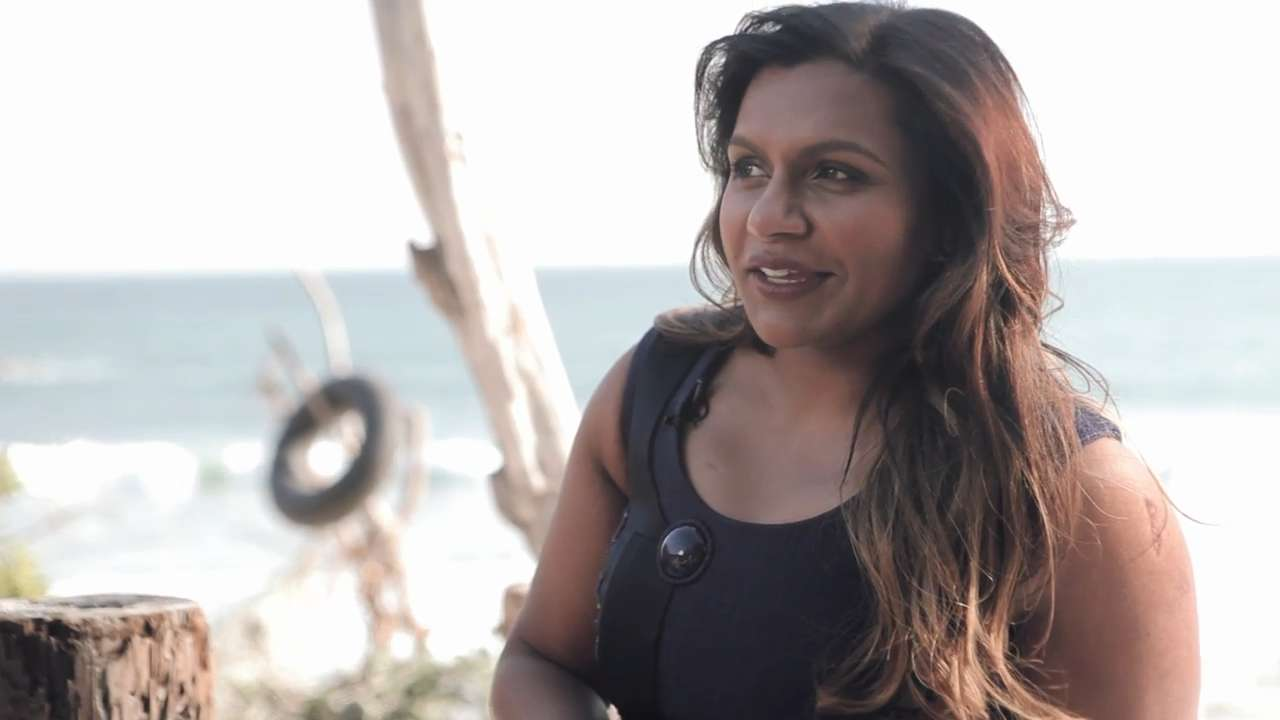 Mindy Kaling Reveals Her Secret to the Perfect Selfie