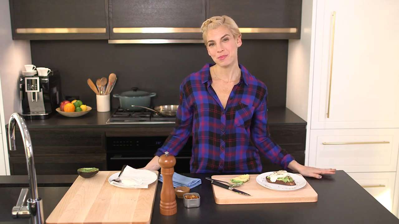 InStyle + Jessica Seinfeld: How To Make Perfect Poached Eggs