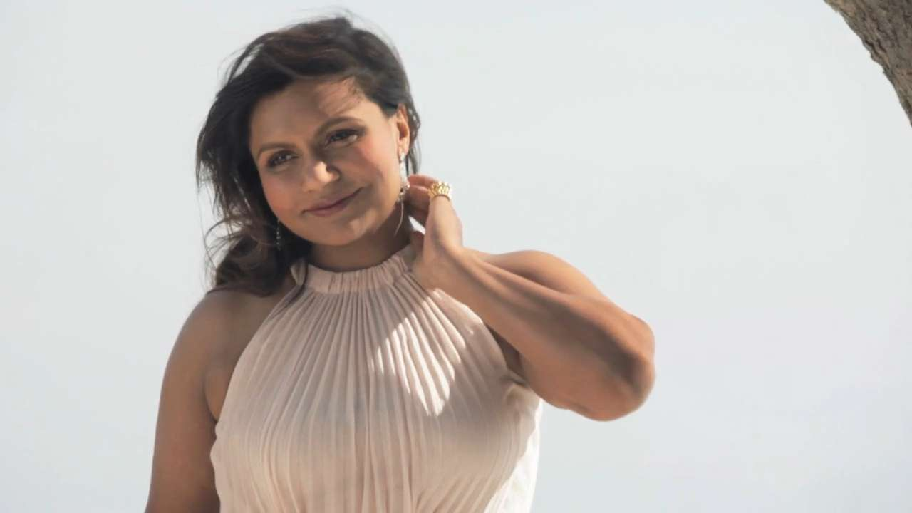 Behind the Scenes with June Cover Girl Mindy Kaling