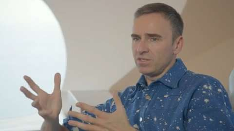 InStyle's Eric Wilson Interview's Dior's Raf Simons