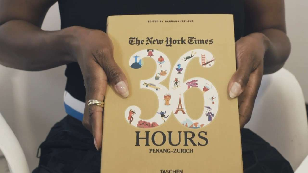 I'm Obsessed: New York Times' 36 Hours Ultimate Travel Books