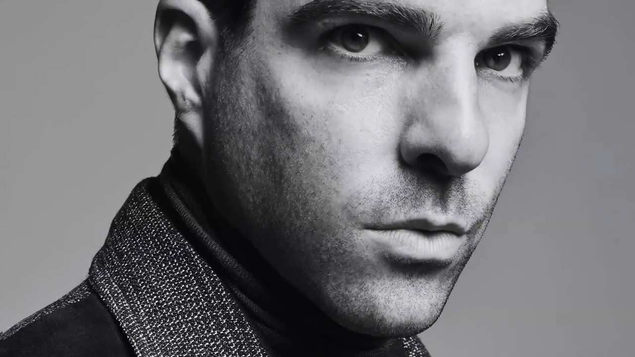 Man of Style: Zachary Quinto - Part One