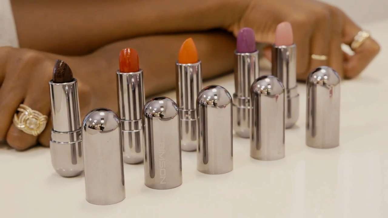 I'm Obsessed: AJ Crimson Lipstick