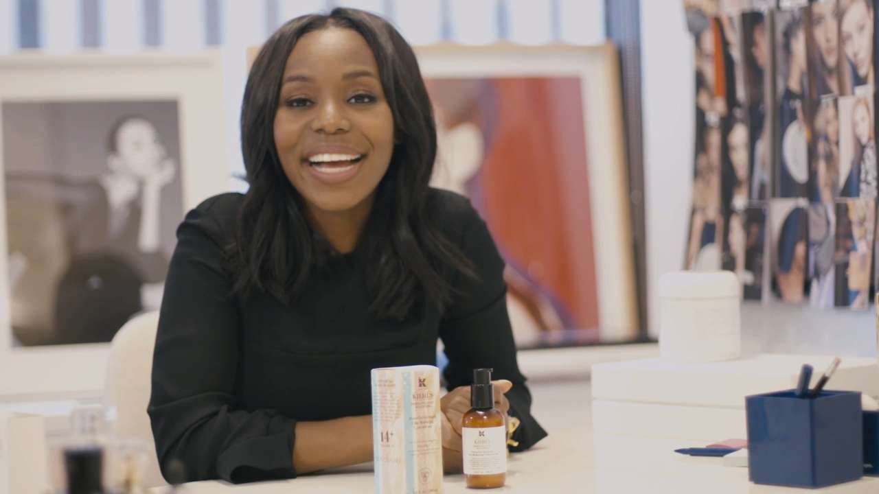 I'm Obsessed: Kiehls x Solange Knowles collaboration