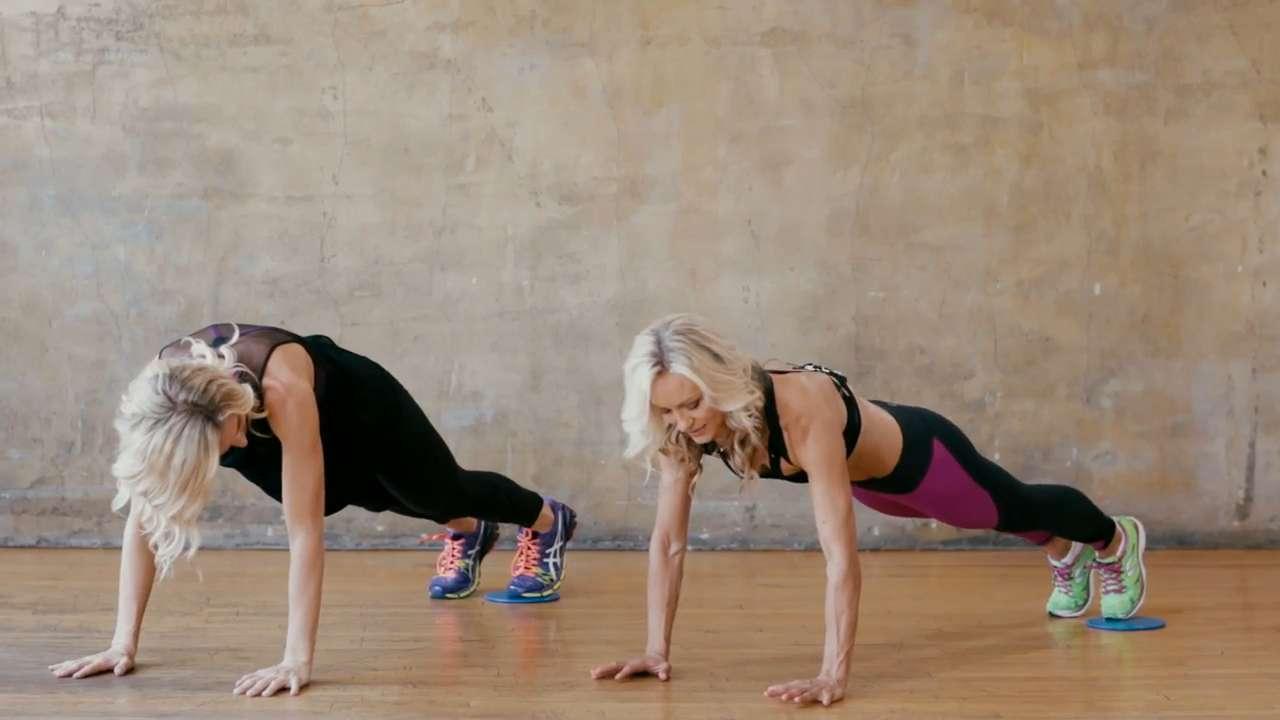 Watch: How to Get a Body Like Rosie Huntington-Whiteley