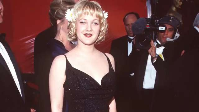 Drew Barrymore Relives Her Most Iconic Red Carpet Moments