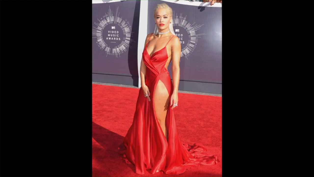 "Rita Ora Reveals Her Favorite ""Kind of Naked"" Red Carpet Moment"