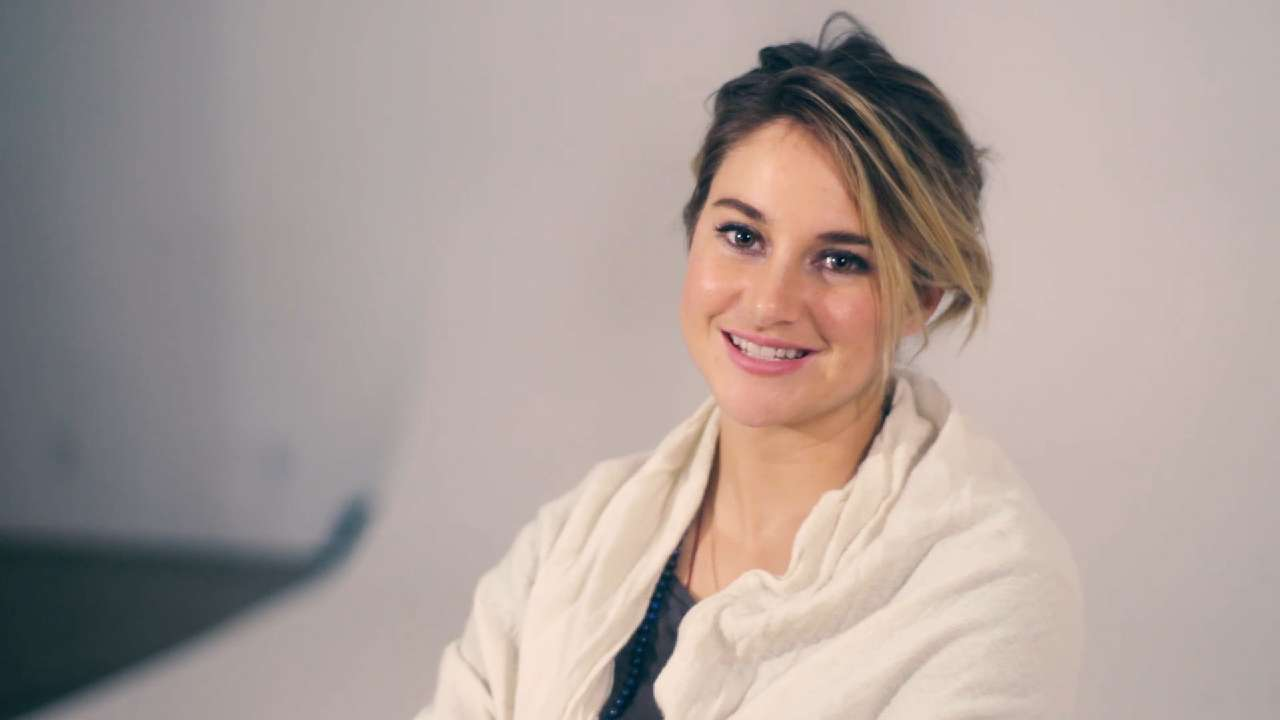Behind The Scenes At Shailene Woodley's InStyle Cover Shoot
