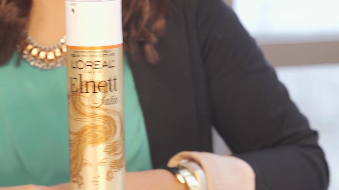 Best Beauty Buys Hall Of Fame Winner: L'Oréal Elnett Satin Hairspray
