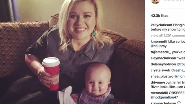 Kelly Clarkson joins James Corden for 'Carpool Karaoke' (VIDEO)