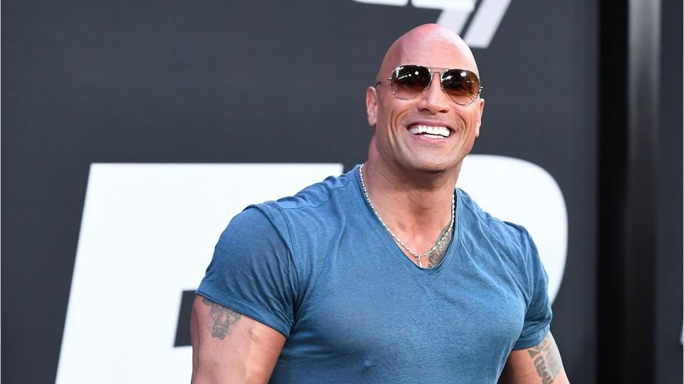 Dwayne Johnson's daughter Simone Garcia Johnson named Golden Globe Ambassador