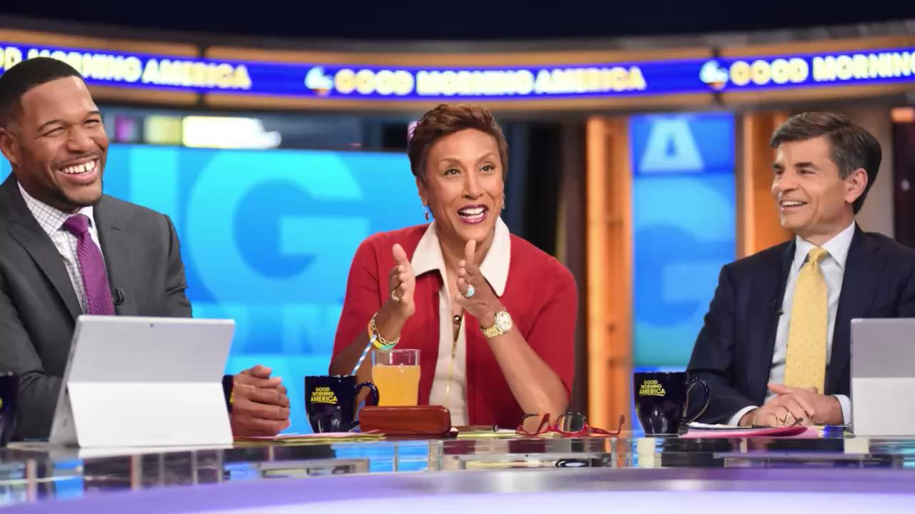 Found It! The Under-$50 Dresses Robin Roberts Wears on GMA